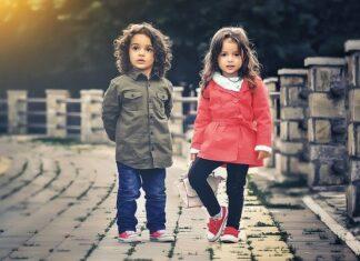 ubrania i buty dziecięce